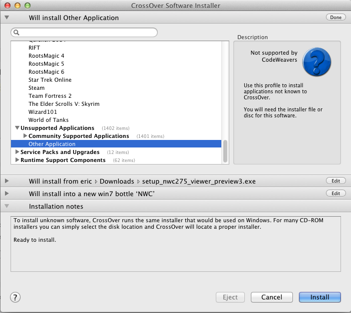 Installing on Mac OS X | NoteWorthy Composer Blog
